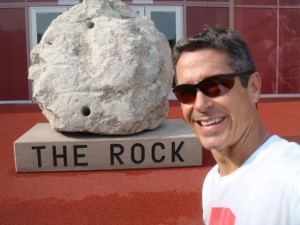 IU's Rock Is Actually A Rock
