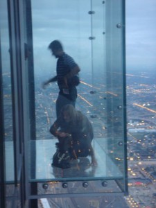 The Ledge - 103 Floors Up