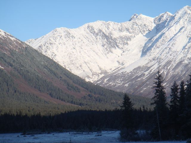"""Life's Mountain's To Climb"": Alaska 2009"